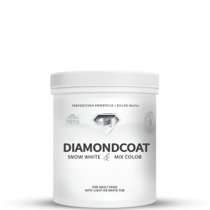 DiamondCoat SnowWhite&MixColor