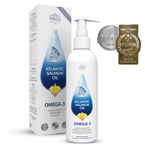 Atlantic Salmon Oil 1000ml